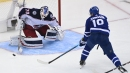 Johnsson looks back at unusual Maple Leafs loss in the bubble