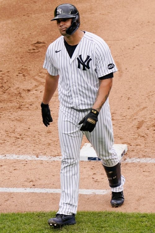 Brian Cashman noncommittal on Gary Sanchez's future, discusses Yankees payroll crunch