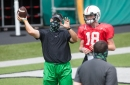 'Nasty' offensive line leading Herd to success