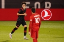 Clark golazo gives Red Bulls draw with Toronto