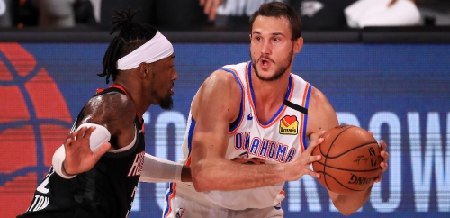 NBA Rumors: Danilo Gallinari Could Leave Thunder For Warriors In 2020 Free Agency