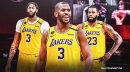 Rumor: LeBron James' influence will result in Chris Paul trade to Lakers, per NBA execs