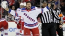 Rangers agree to terms with RFA defenceman Tony DeAngelo