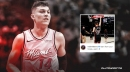 Heat 's Tyler Herro posts first-ever social media message after Finals loss vs. Lakers
