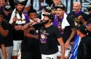 Lakers News: Anthony Davis First Player To Win 4 Major Basketball Trophies