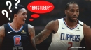Clippers' Lou Williams fires back at 'bristled' report involving Kawhi Leonard, calls out reporter