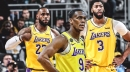 The Lakers can't let Rajon Rondo walk in free agency