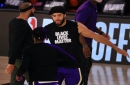 Lakers Video: JaVale McGee Shows Championship Celebration In Final 'Life In The Bubble' Episode