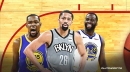 The Warriors star Spencer Dinwiddie sees himself emulating for Nets