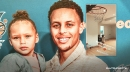 VIDEO: Warriors star Stephen Curry shows off his daughter Riley's midrange skill