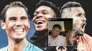 Giannis Antetokounmpo breaks Nick Kyrgios' heart, pledges allegiance to rival Rafa Nadal