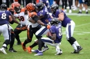 Lamar Jackson on Carlos Dunlap penalty: 'He didn't do s---. I tried to flop'