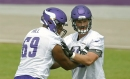Vikings announce rookie Ezra Cleveland to start at right guard in place of Dru Samia