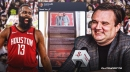 Rockets' Daryl Morey takes out full-page ad to thank Houston, James Harden, fans