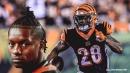 Bengals' Joe Mixon questionable (foot) to return vs. Colts