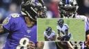 Ravens' Lamar Jackson's 37-yard TD sprint leaves Eagles in the dust