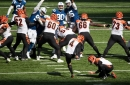 Randy Bullock misses late FG as Bengals collapse in 31-27 loss to Colts