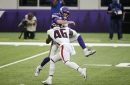 Kirk Cousins throws 3 interceptions as the Vikings lose 40-23 to the previously winless Falcons