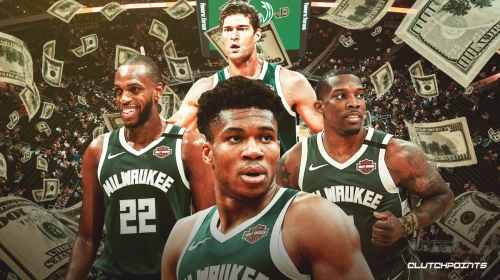 Report: Bucks emphatic in desire to not trade Giannis Antetokounmpo even if he doesn't sign supermax