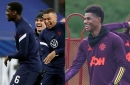 What Pogba told Mbappe about Man United player Marcus Rashford