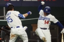 Dodgers News: Cody Bellinger Feeling 'Good' After Dislocating Right Shoulder During Home Run Celebration