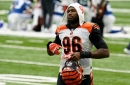 Bengals' Geno Atkins, Carlos Dunlap frustrated with being phased out of game plan