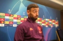 Bruno Fernandes reacts to Manchester United captain appointment