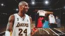 Kobe Bryant NBA Finals jersey on display at Smithsonian