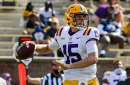 LSU's Brennan 'questionable' for South Carolina game