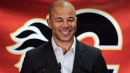 Jarome Iginla describes what receiving Hall-of-Fame call is like | Tim and Sid