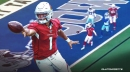 Kyler Murray TD after clever fake-toss run opens up huge lead for Cardinals on listless Cowboys