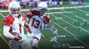 VIDEO: Cardinals QB Kyler Murray throws 80-yard TD pass to Christian Kirk vs. Cowboys