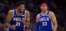 NBA Rumors: Rockets Could Acquire Joel Embiid & Tobias Harris For Westbrook, Gordon & Covington