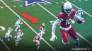 Kyler Murray hits DeAndre Hopkins for 60 yards as Cardinals pour it on the Cowboys