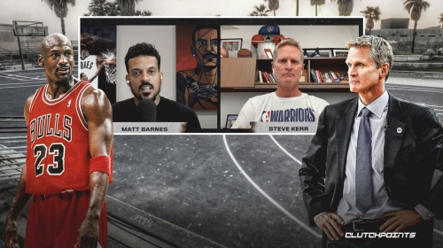 VIDEO: Steve Kerr's interesting take on how the Michael Jordan-Bulls dynasty ended