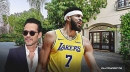 JaVale McGee sells L.A. home he bought from Marc Anthony