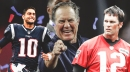 Bill Belichick still fawning over Jimmy Garoppolo even after dumping Tom Brady