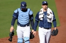 The Rays high fastballs and the mighty Dodgers lineup