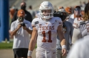 After a 'misunderstanding' in Dallas, Sam Ehlinger explains why he stayed for 'The Eyes of Texas'