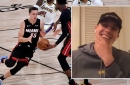 """Miami Heat's Duncan Robinson reacts to NBA Finals """"looks like…"""" tweets"""