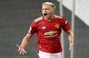 Bruno Fernandes: 'Donny van de Beek can do much better for Manchester United'