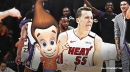 Lakers players called Heat's Duncan Robinson 'Jimmy Neutron' during NBA Finals