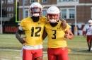 Tagovailoa or LeGendre? Maryland football coach Mike Locksley still mum on starting quarterback   NOTES