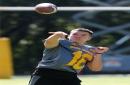 ASU backup quarterback: Trenton Bourguet emerging behind Jayden Daniels