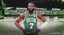 The reason Celtics' Jaylen Brown almost skipped the NBA restart