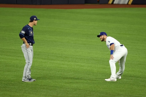 World Series Game 1 Thread, October 20, 2020. Rays @ Dodgers