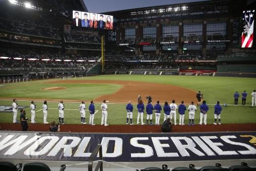 World Series Game 1 Open Thread
