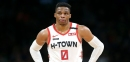NBA Rumors: Knicks Could Trade RJ Barrett, Frank Ntilikina & 1st-Round Picks To Rockets For Russell Westbrook