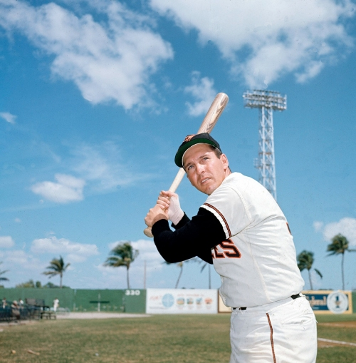 Orioles Hall of Famer Brooks Robinson through the years