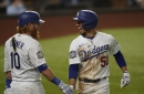Dodgers stars shine brightest, blitz Rays in 8-3 Game 1 victory